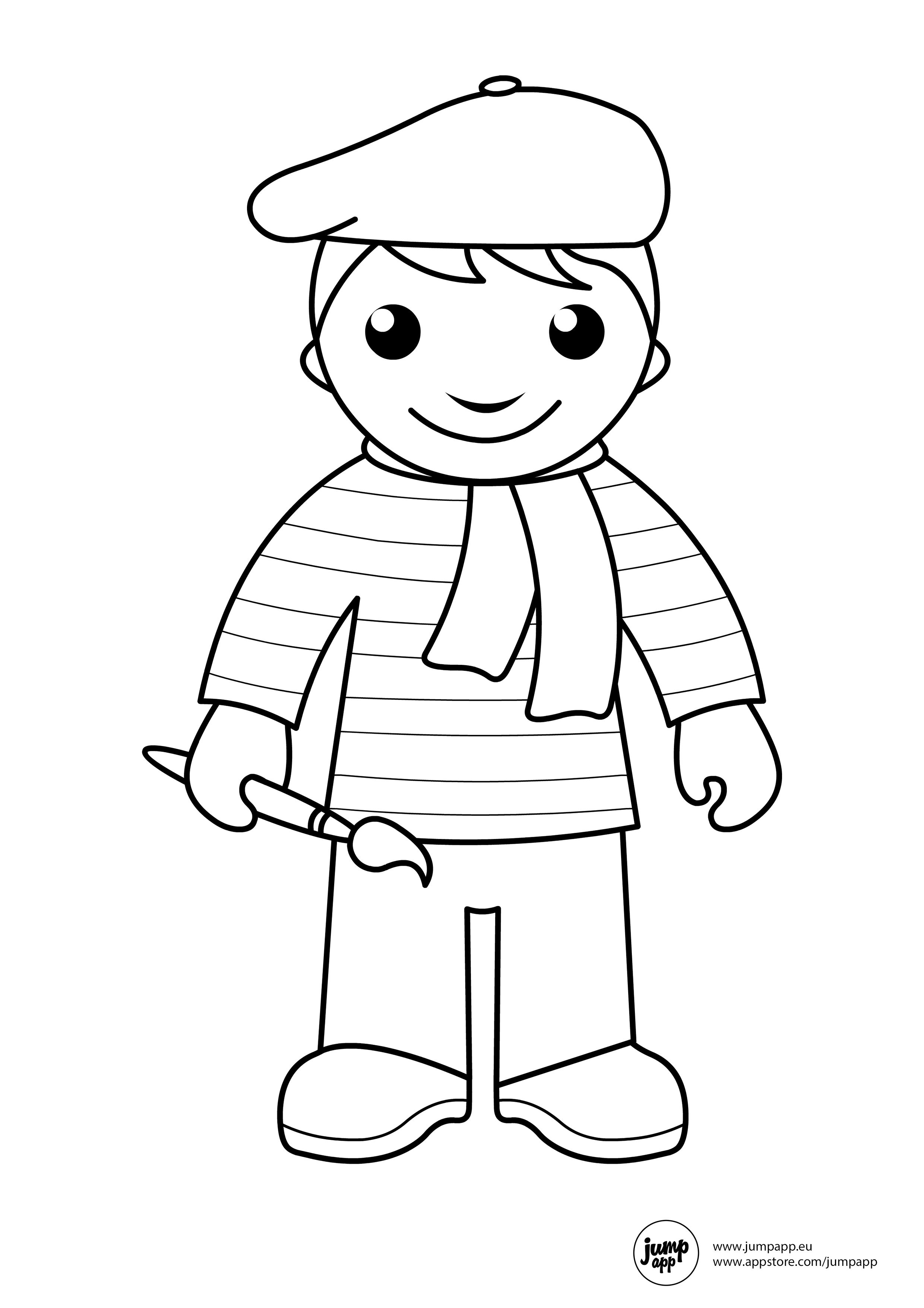 Coloring Page Goldsmith Pages Sketch Coloring Page