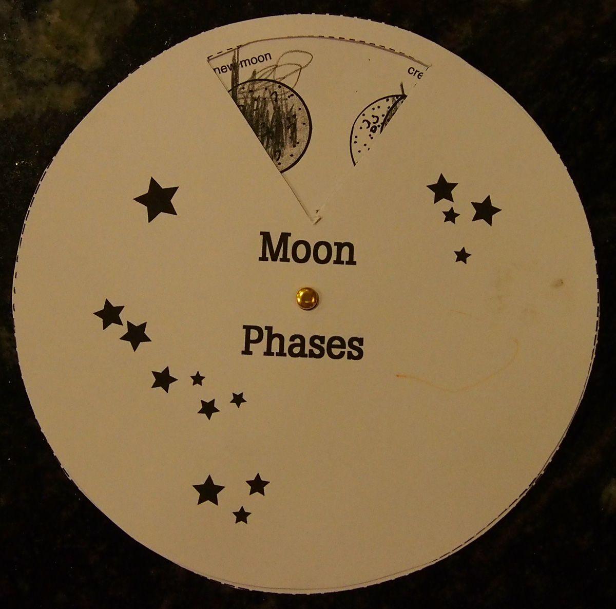 Turning Moon Phase