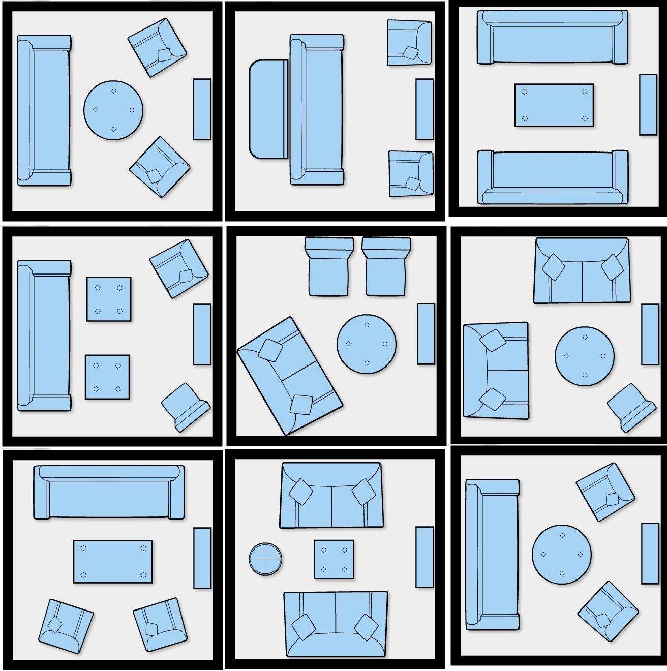 image result for 12 ft12 ft furniture layout | deck / porch