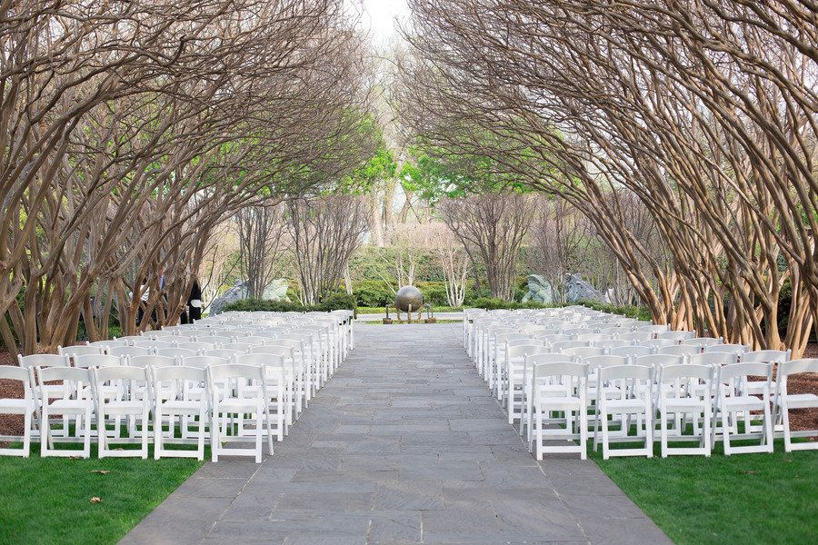 Dallas Arboretum & Botanical Gardens Wedding from Michele