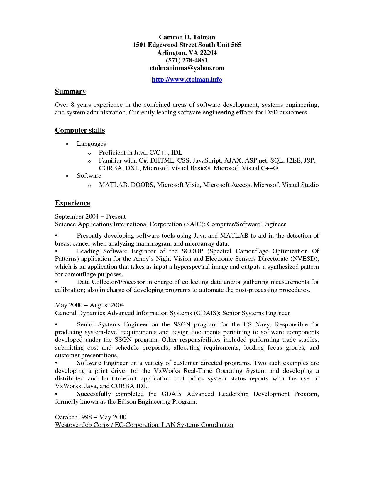 resume examples of skills cover letter template for resume
