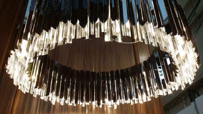 London Design Festival Innermost Bespoke Lighting Chandelier Props Love Studios