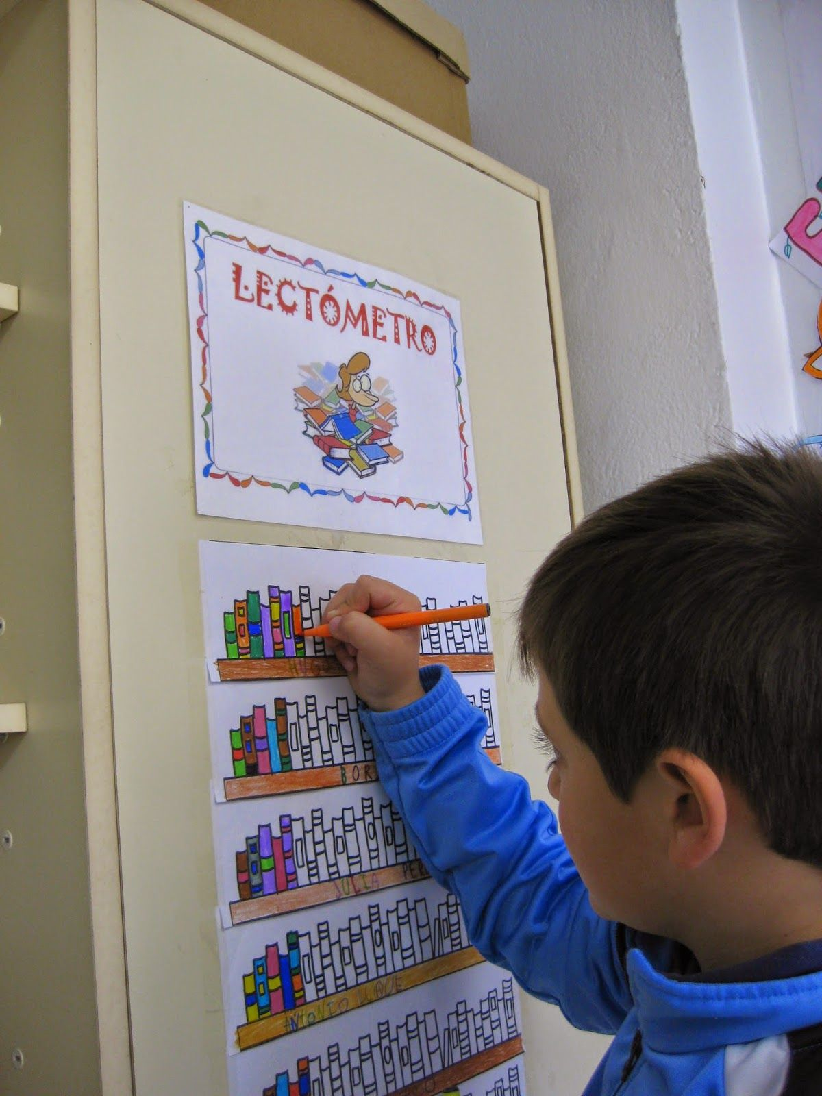 La Biblioteca De Aula Es El Espacio Lector Mas Proximo Y Cotidiano En El Escenario De La