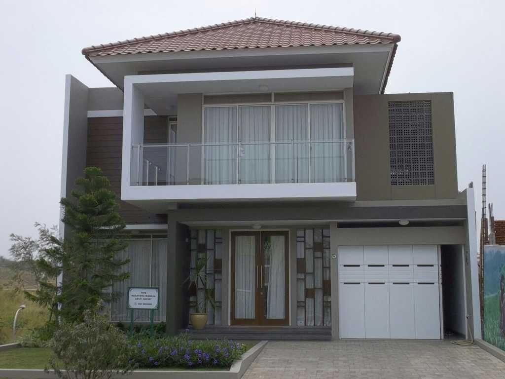 105 Desain Rumah Modern Minimalis Dengan Garasi Gambar Desain
