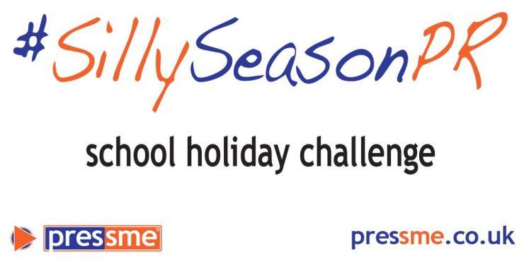 SillySeasonPR school holiday challenge   pressme