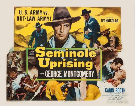 Image result for seminole uprising 1955
