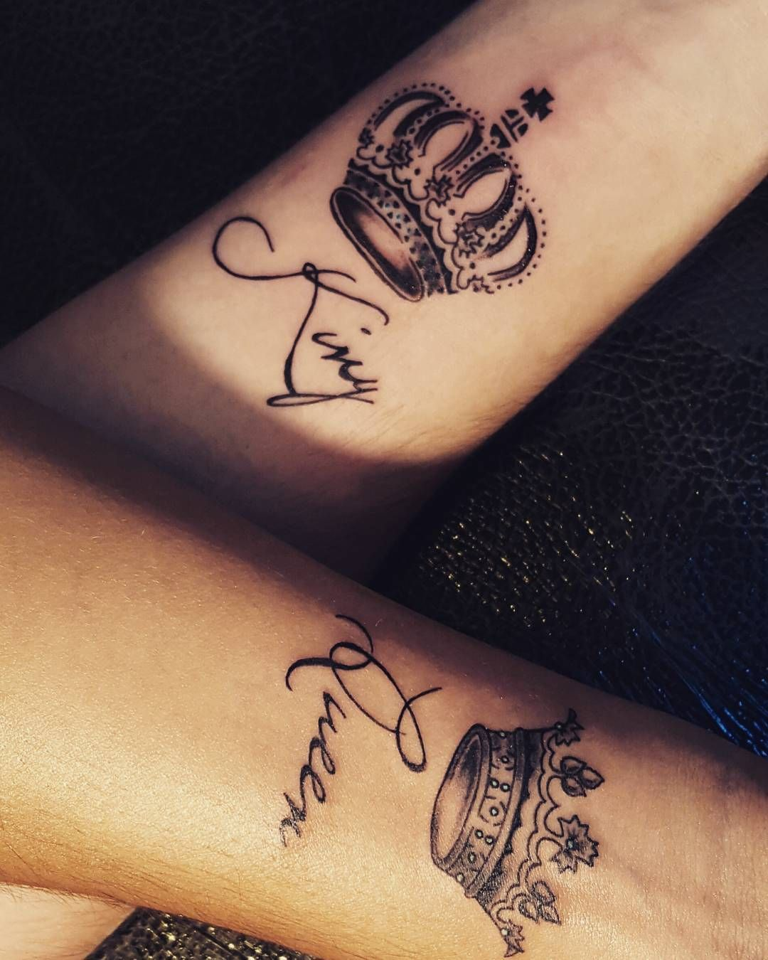55 Noble Crown Tattoo Designs Treat Yourself Like