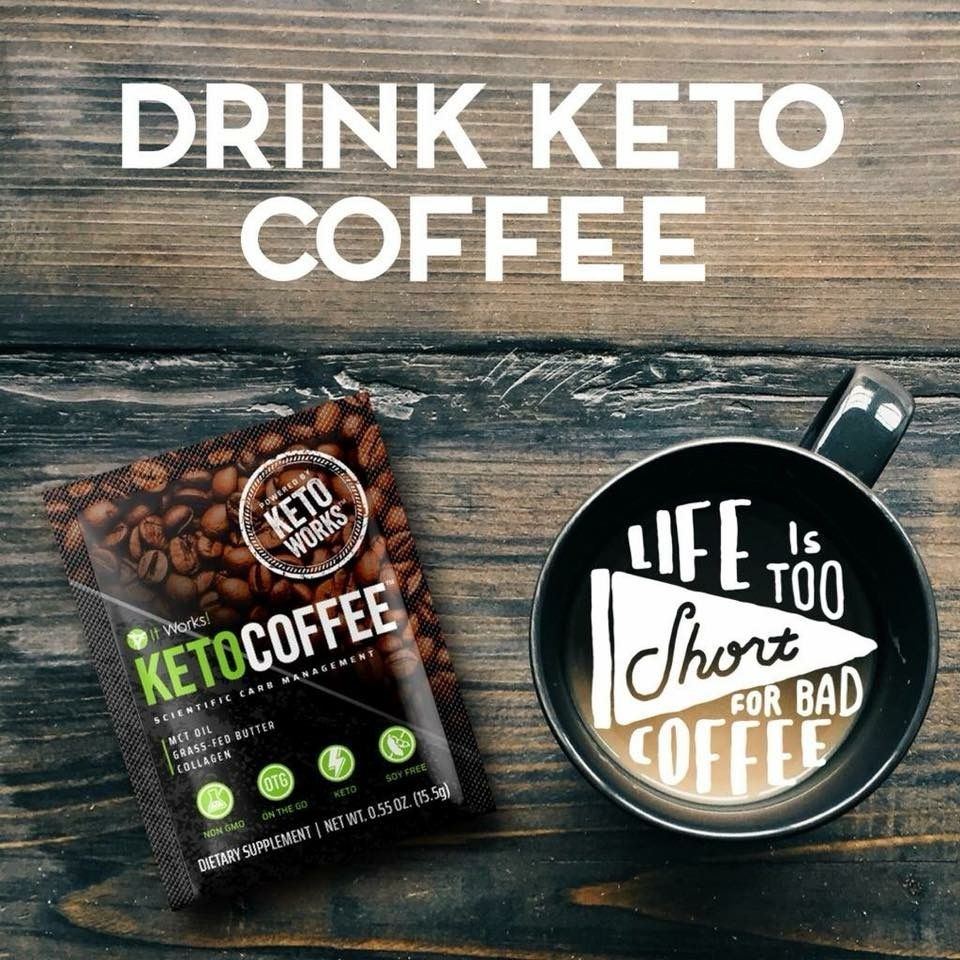 Who loves coffee??? We now have keto coffee at it works