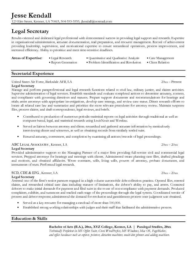 legal resume template images about resume on resume examples legal