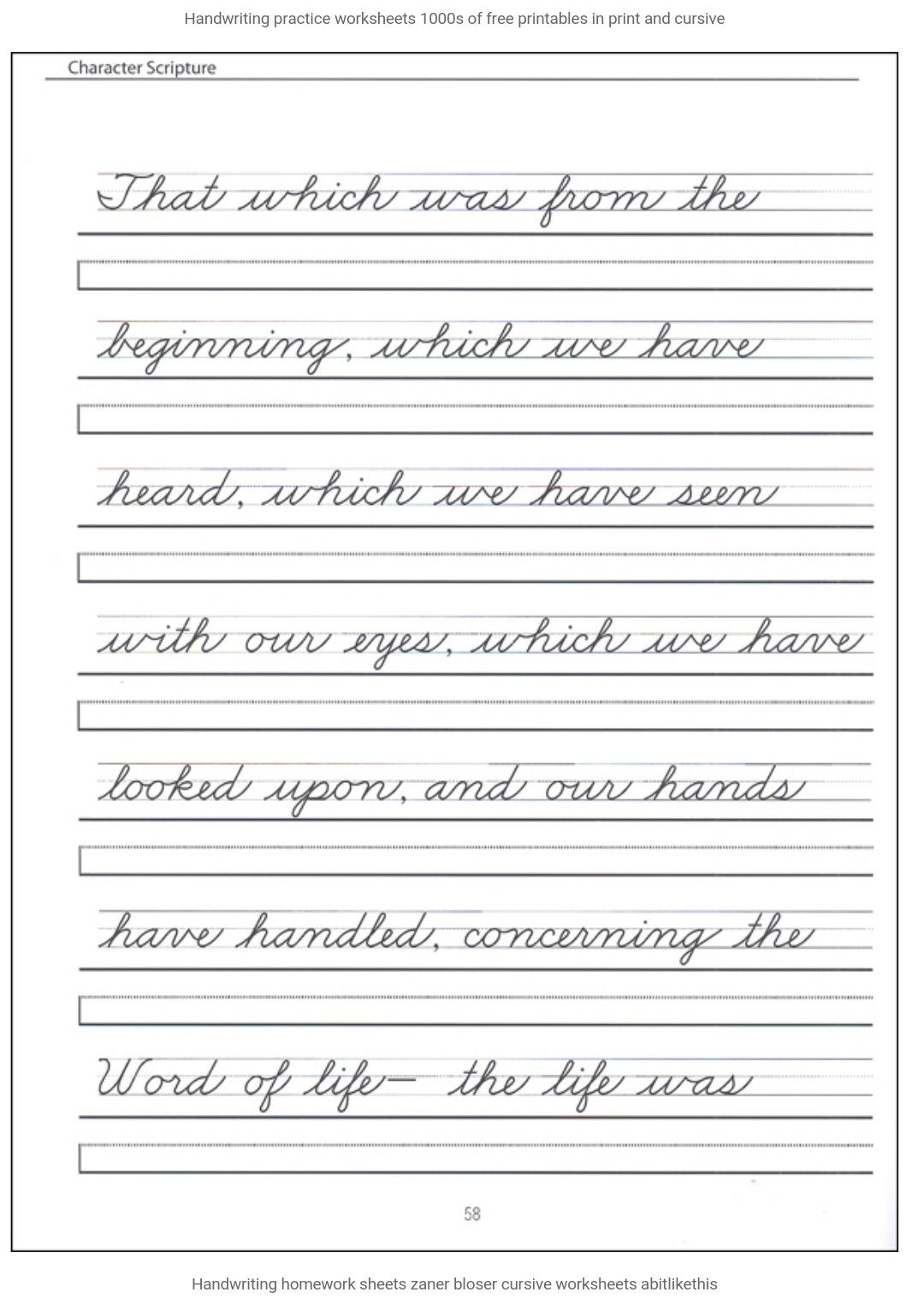 Pin By Annette Weems On Cursive Writing