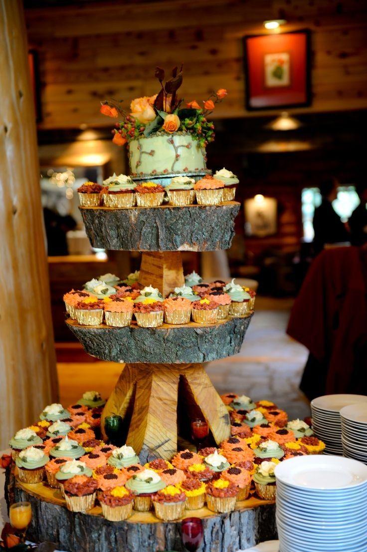 fall wedding cakes ideas, October wedding food inspiration