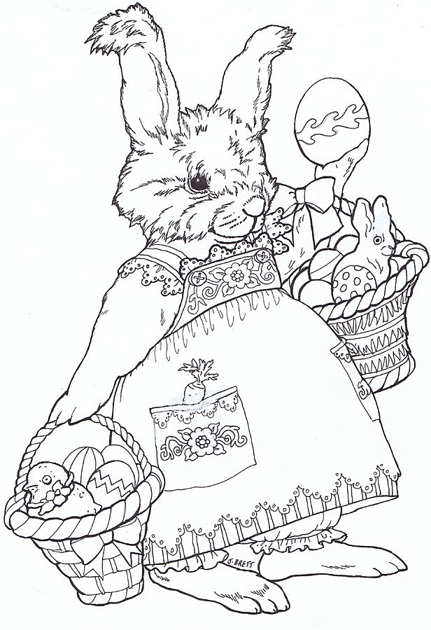 You can find all sorts of cute coloring pages and paper