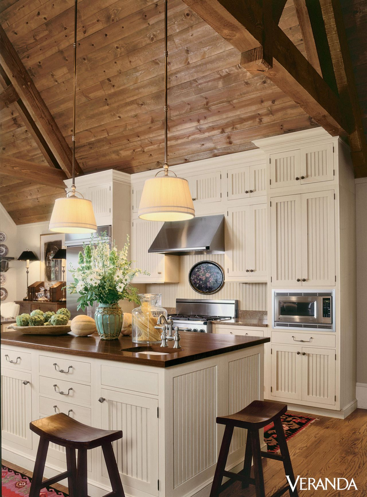 15 Rustic Kitchen Designs Ideas With Photo