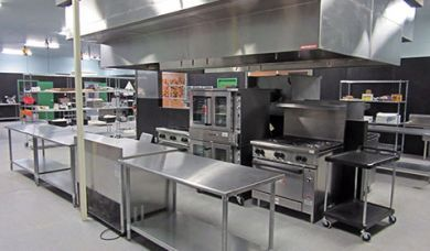 Commissary Opens Doors Local Food Community Commercial Kitchens