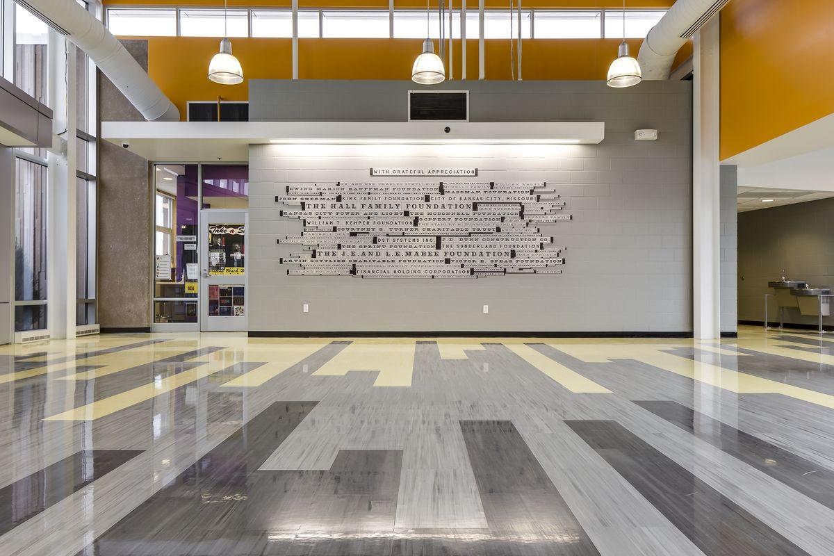 vct design Color Vct Hallway Patterns Flooring