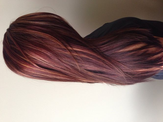 Red brown hair color with caramel highlights the best hair color red auburn hair with caramel highlights we know how to do it pmusecretfo Choice Image