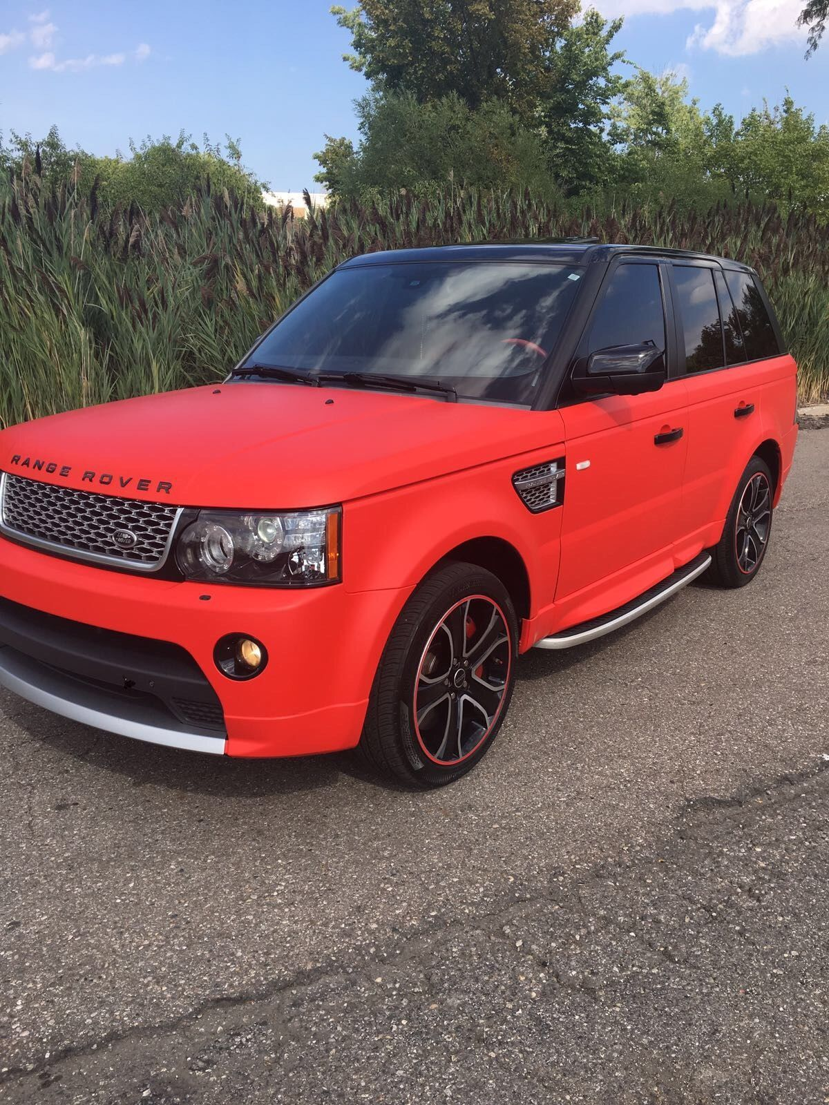 Cool Amazing 2012 Land Rover Range Rover Sport Autobiography 2012