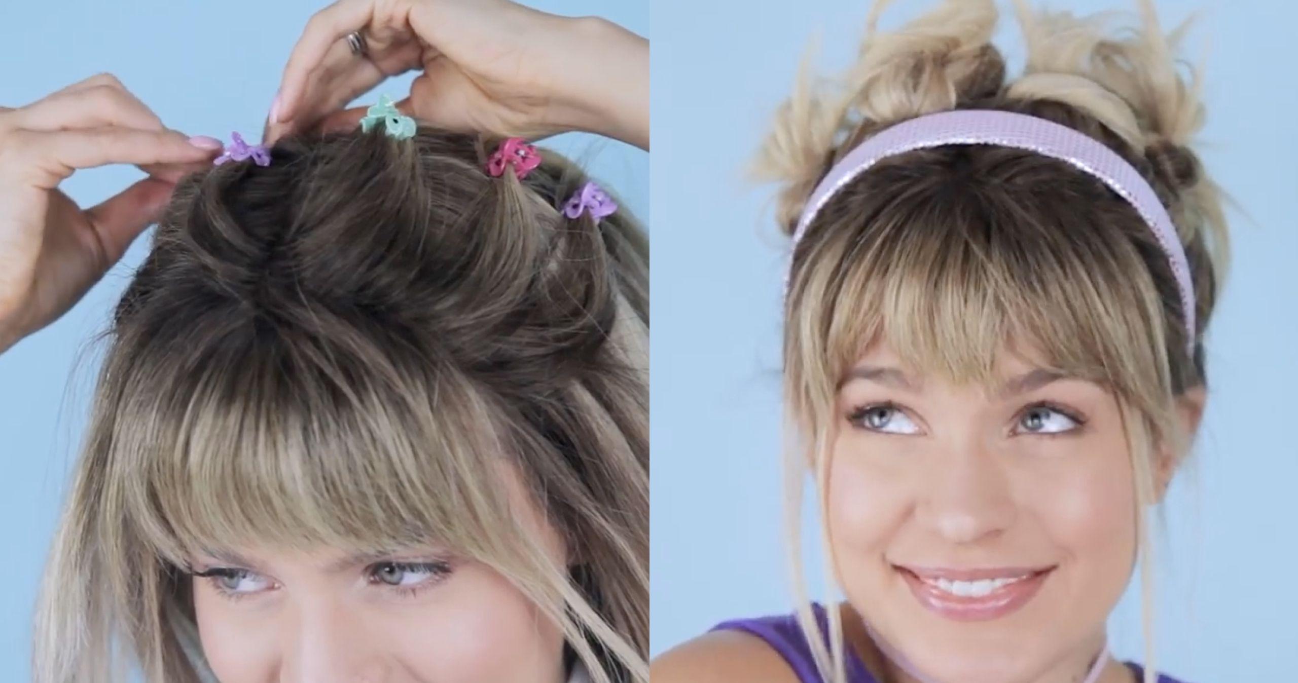 Easy Halloween Makeup Ideas Plus a Hair Idea That Won t Break the Bank