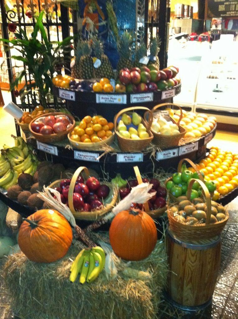 Visual Food Merchandising Consulting NATIONAL RESTAURANT