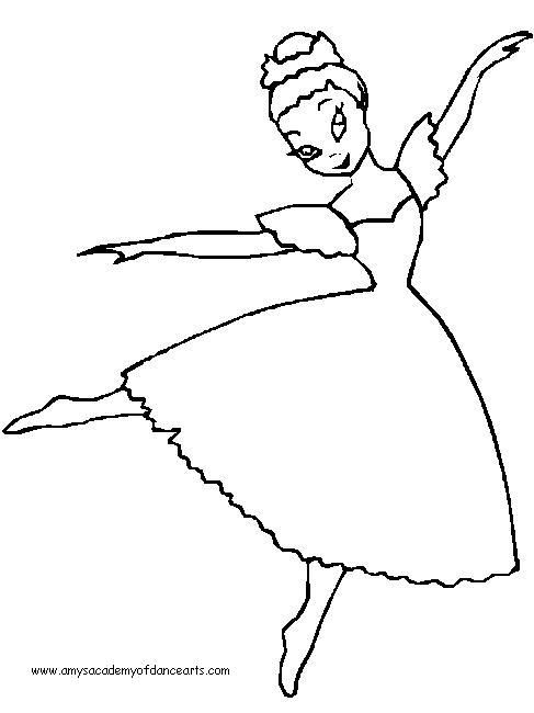 coloring pages coloring and ballet on pinterest