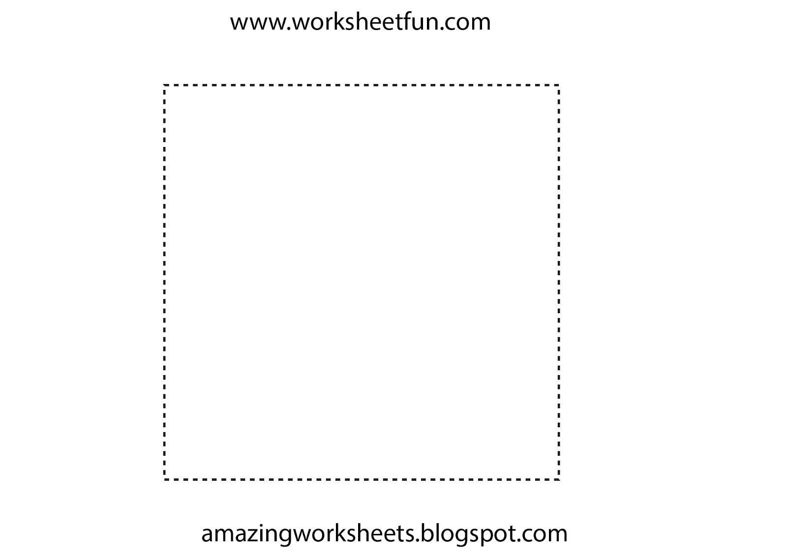 Square Tracing