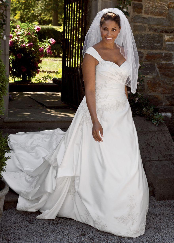 african american wedding dresses African American Brides