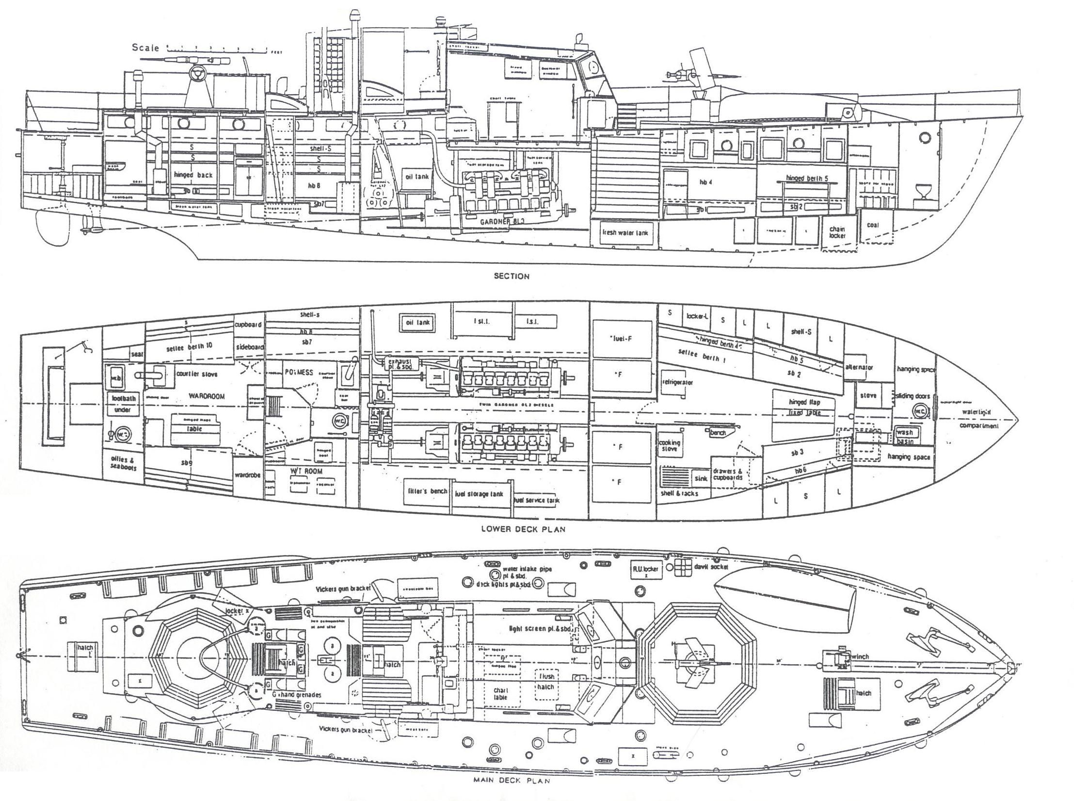 Ww2ships Hdml 01plans