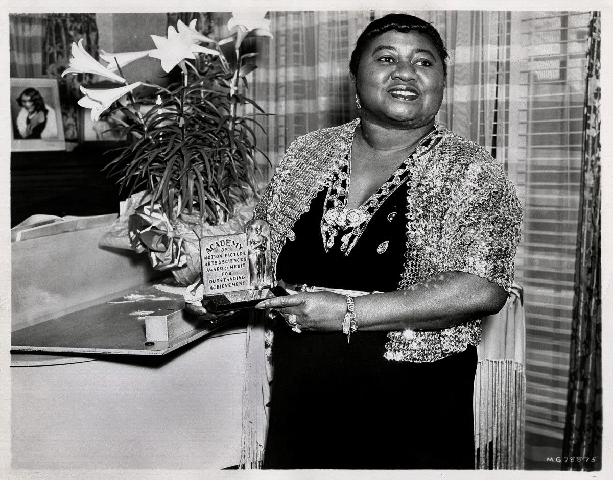 AfricanAmerican Firsts Film & TV Actress Hattie