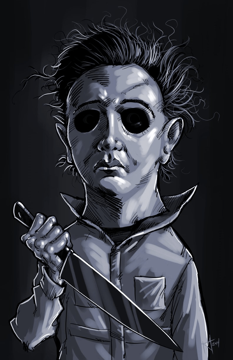 Michael MyersHalloween........... Mike Pinterest