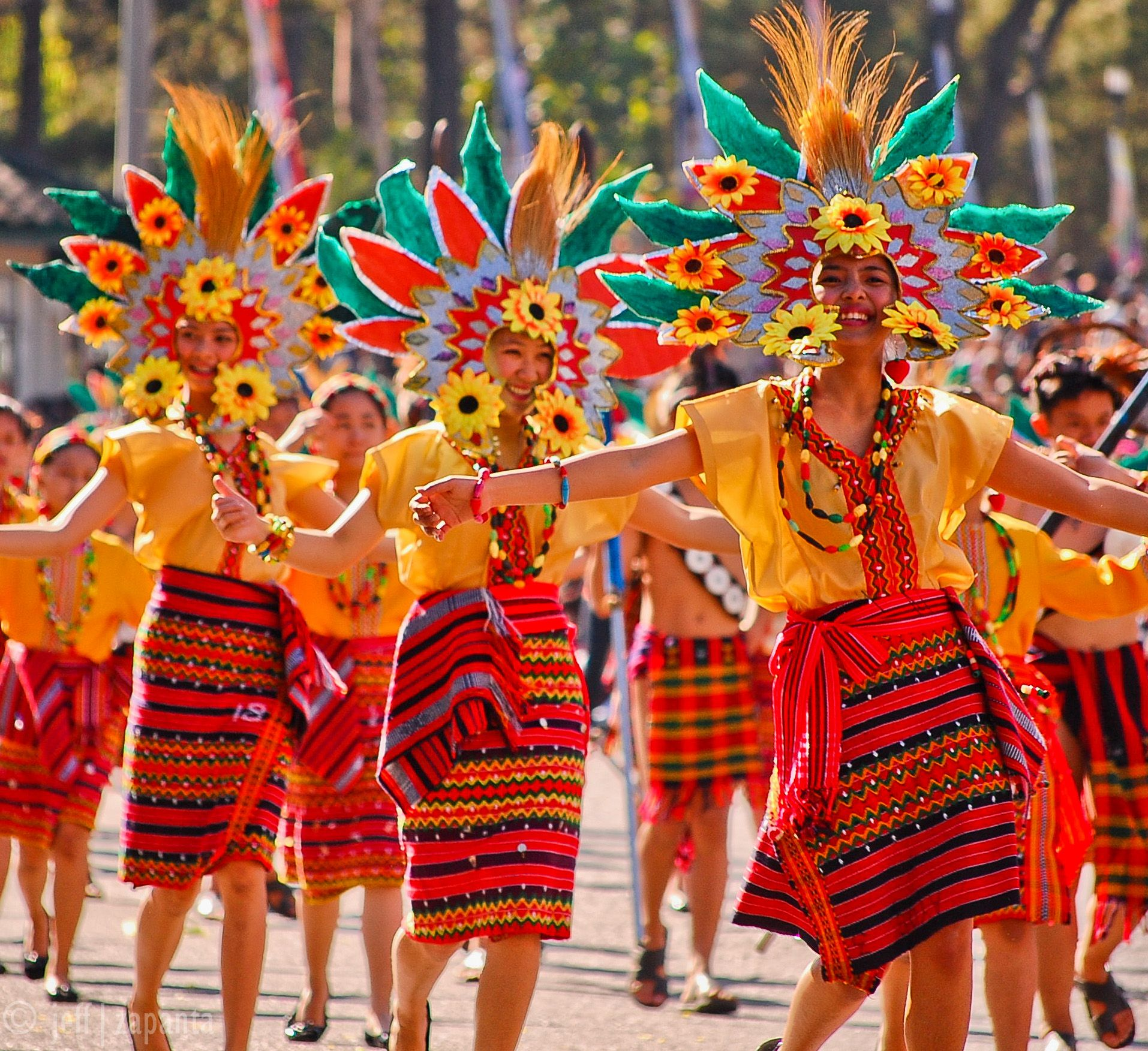 Baguio City's Panagbenga Festival is one of the longest