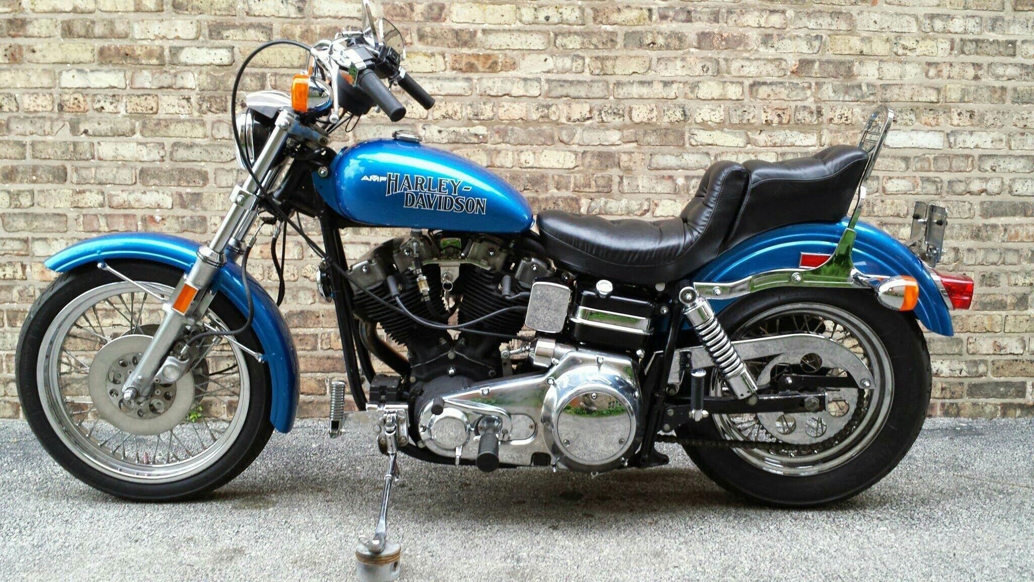 Gambar Modifikasi Motor Harley Davidson XG500 15 3