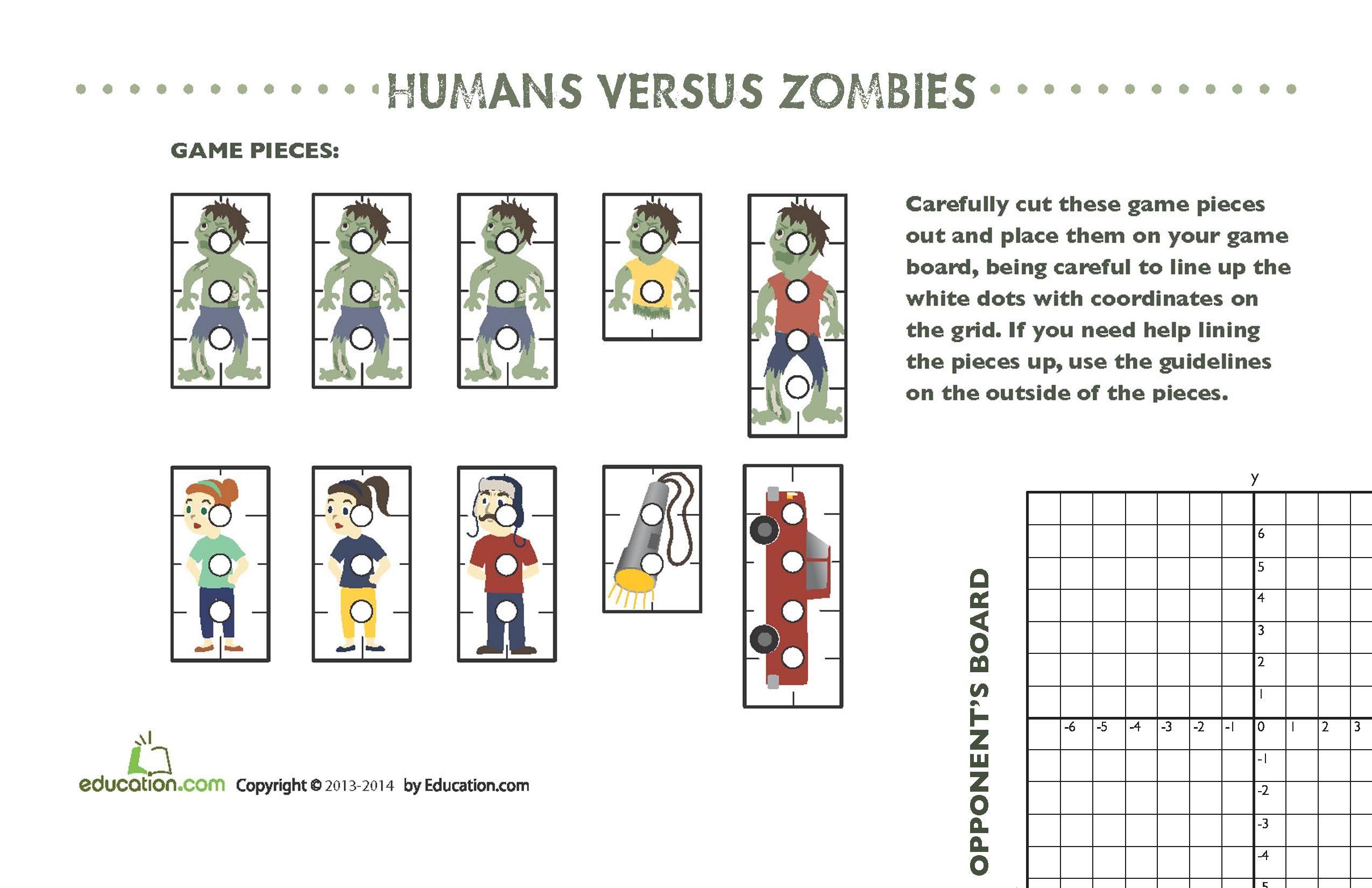 Zombie Game
