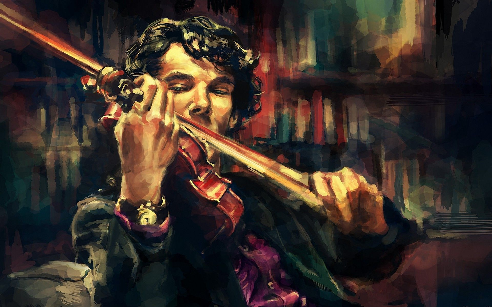 Are you looking for Sherlock Holmes HD Wallpapers