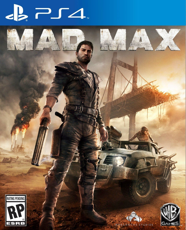 Mad Max PlayStation 4 Video Games Mad Max