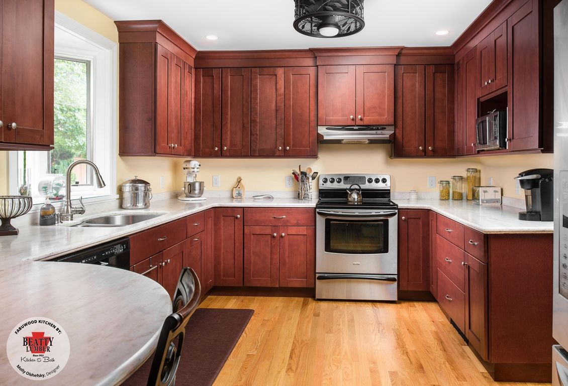 Best Kitchen Gallery: Shaker Merlot Kitchen Cabi S Garecscleaningsystems of Merlot Kitchen Cabinets on cal-ite.com