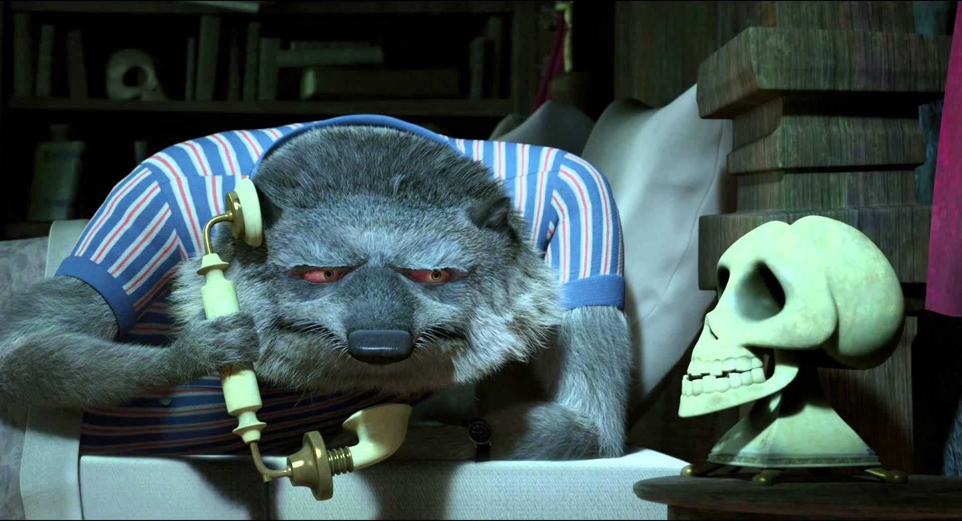 Hotel Transylvania (2012) [USAPG, 1 h 31 min] Animation