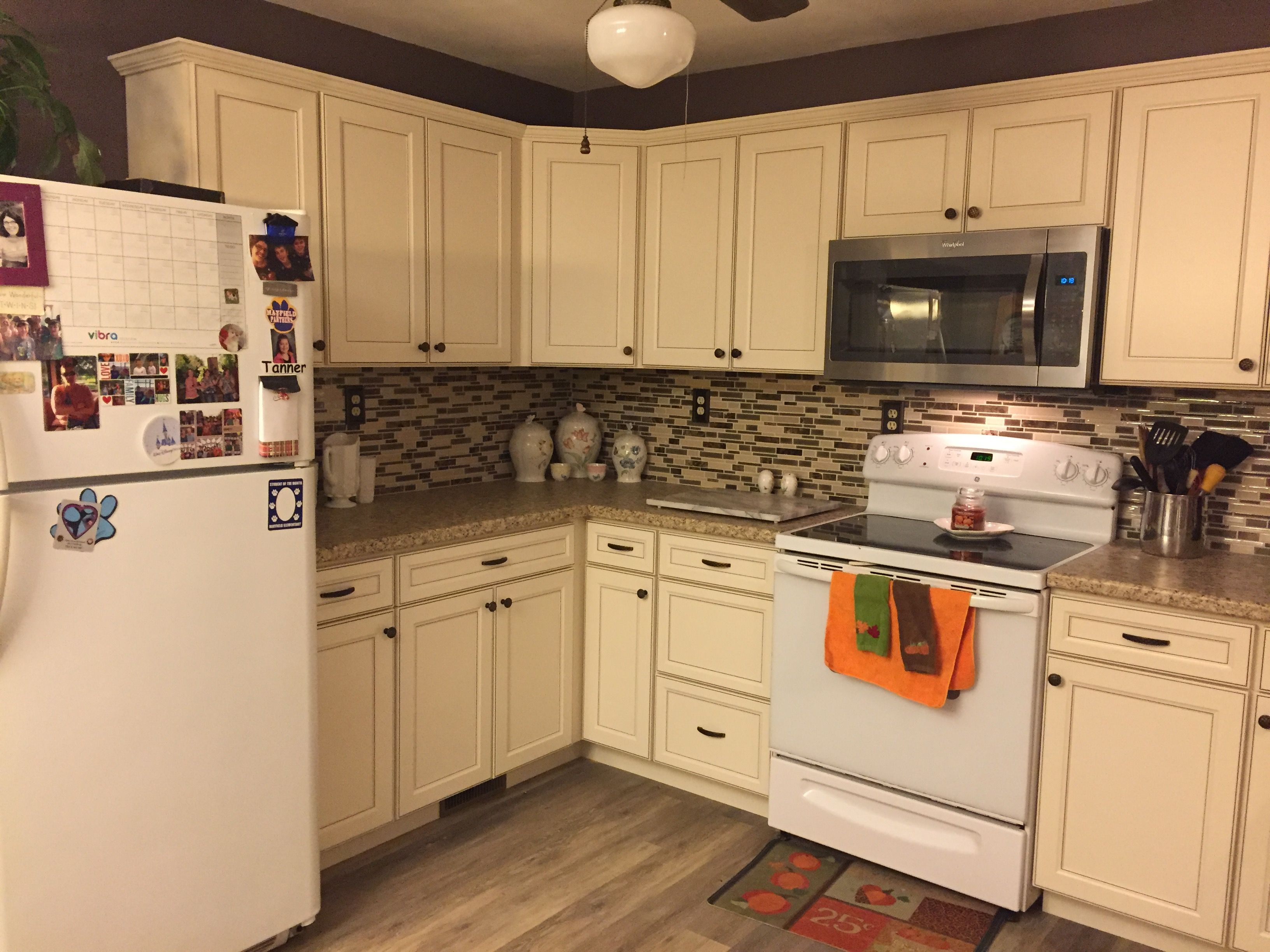 Lowes Caspian Off White Kitchen