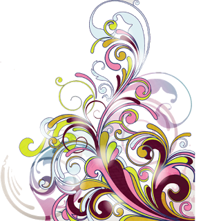 .PNG , COLORFUL FLORAL.PNG , FLORAL , FLOWERY VECTORS