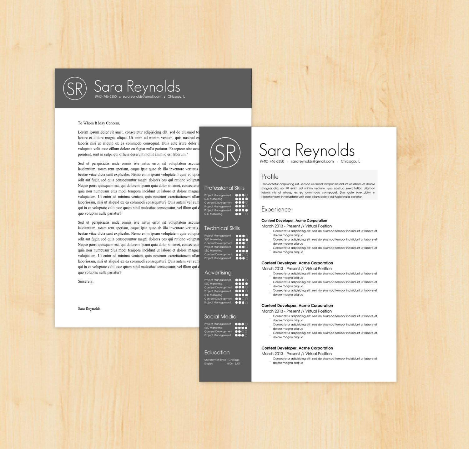 free cover letter template newsound co