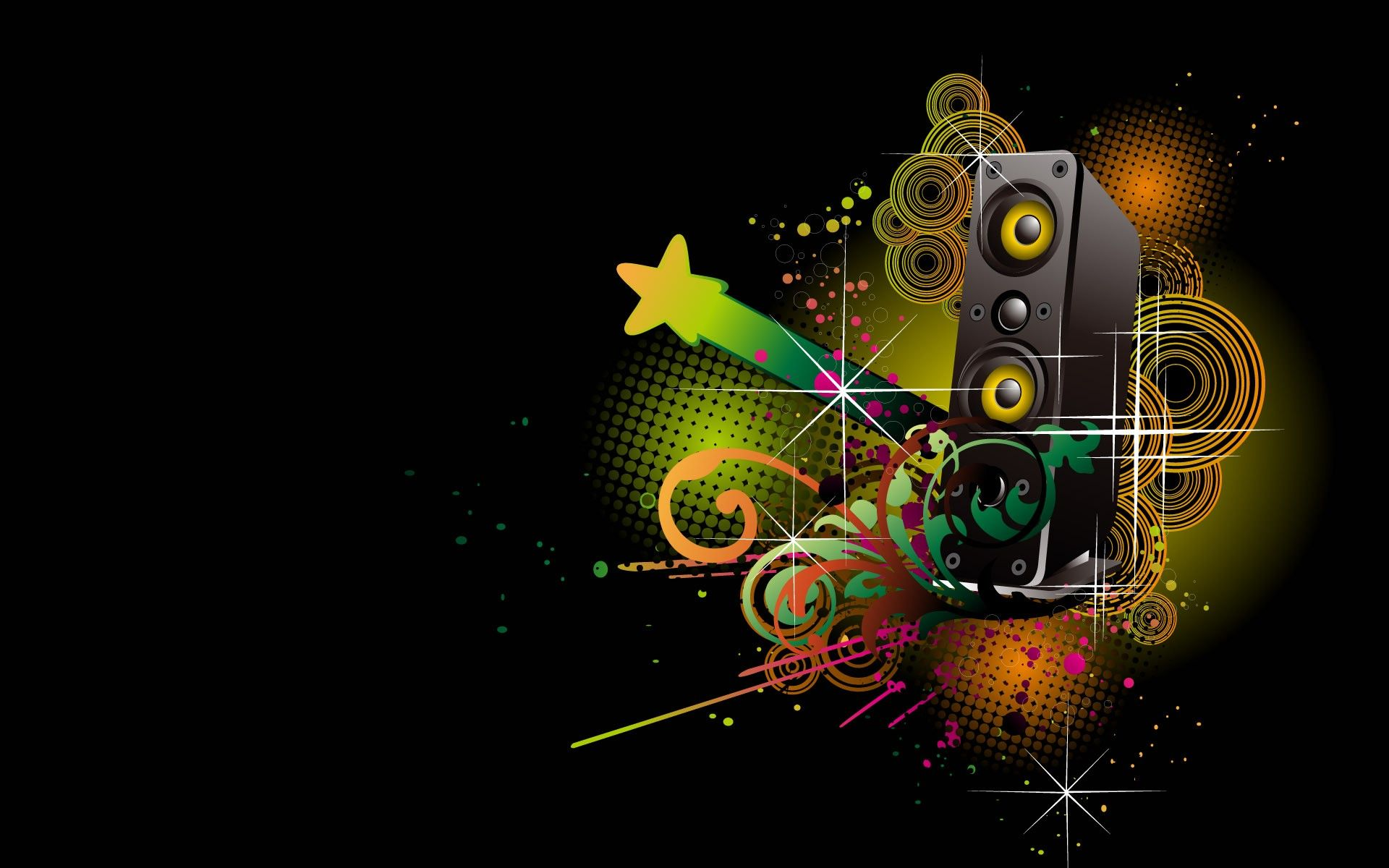 abstract music wallpapers wallpapers | anna sleeping buty