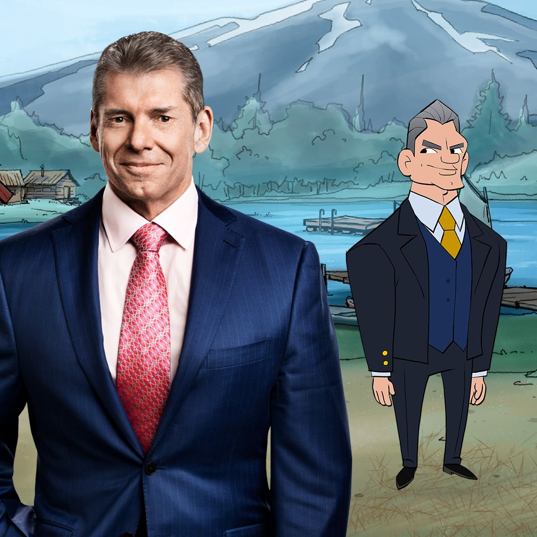 NO CHANCE for hijinx with Mr.McMahon in charge of CampWWE