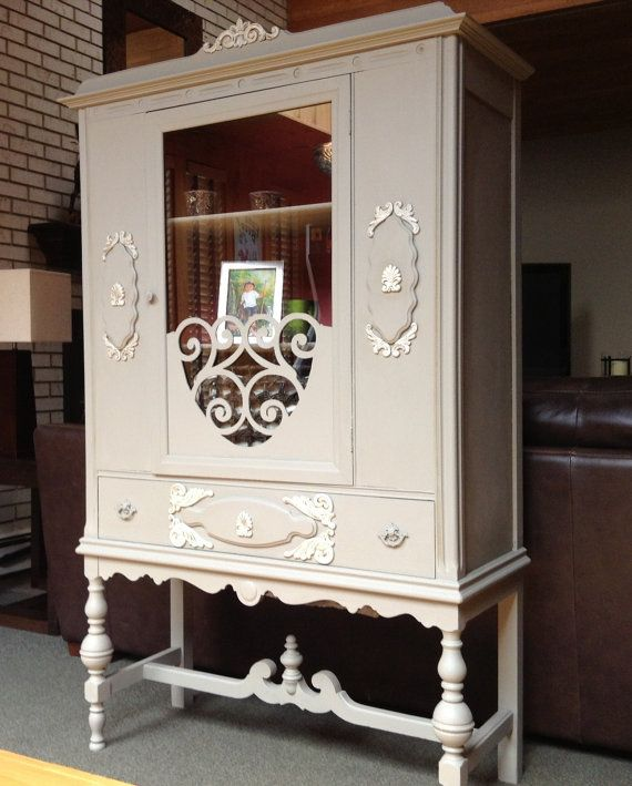 Best 25 Antique China Cabinets Ideas On Pinterest