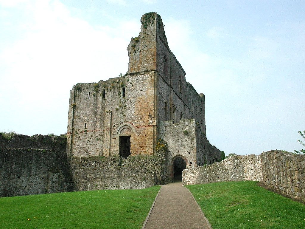 Life In A Me Val Castle Whether On The Motte In The