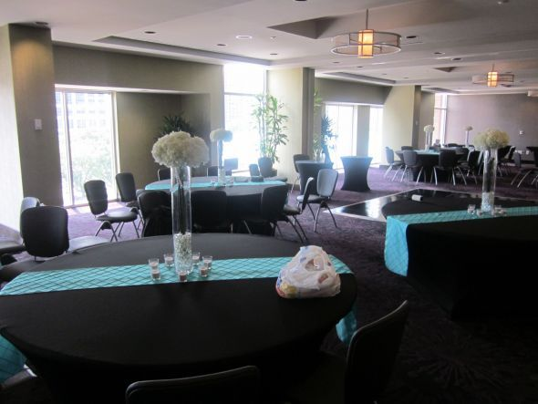 WEDDING SALE!!! TIFFANY BLUE/BLACK/WHITE : Wedding Black