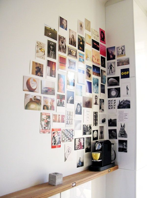 f3d976eb68d938ec64e379320c0ddeec - 壁さえあればOK!写真の飾り方