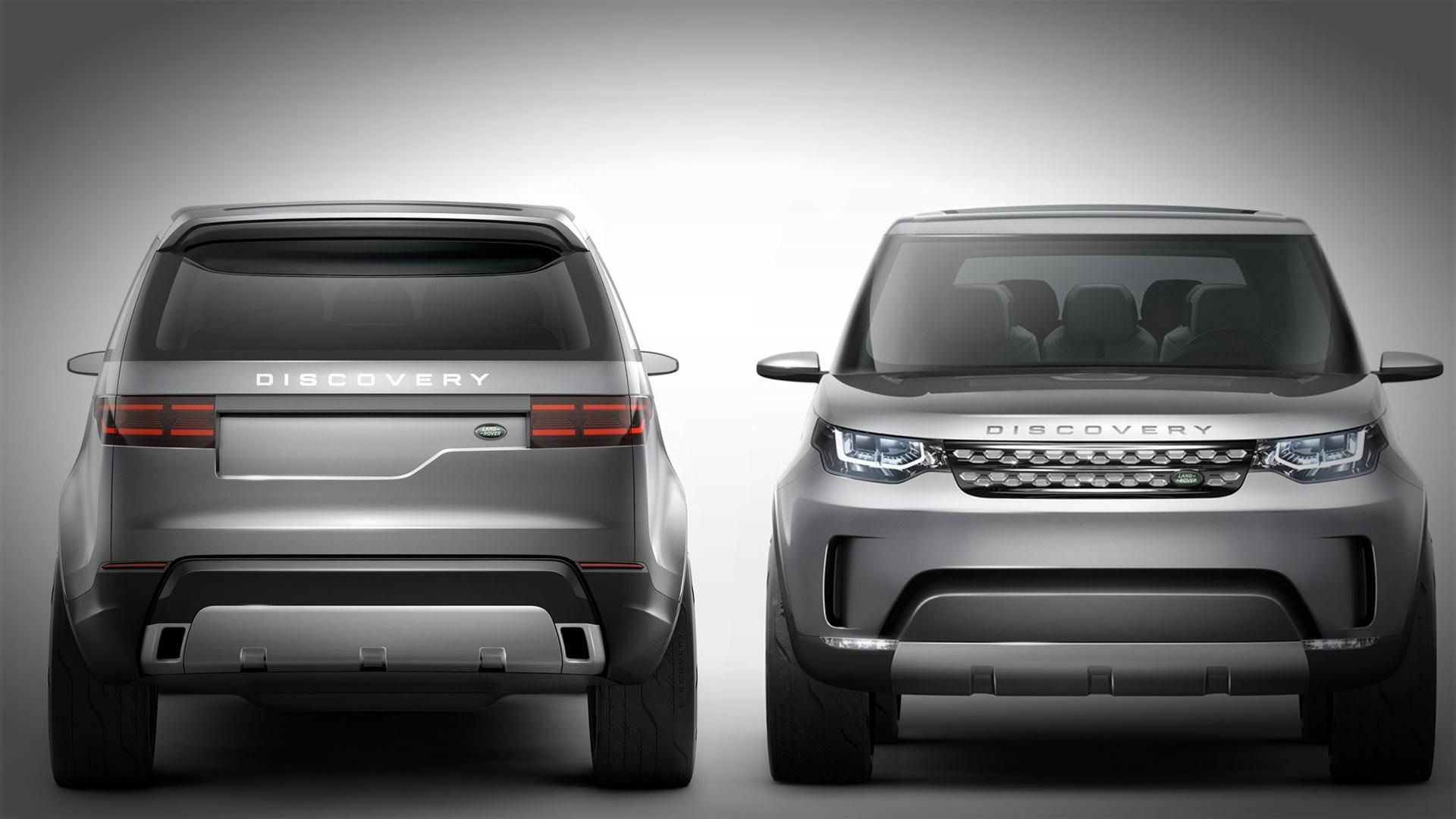 2014 Land Rover Discovery Vision Concept insurance 2014 Land Rover