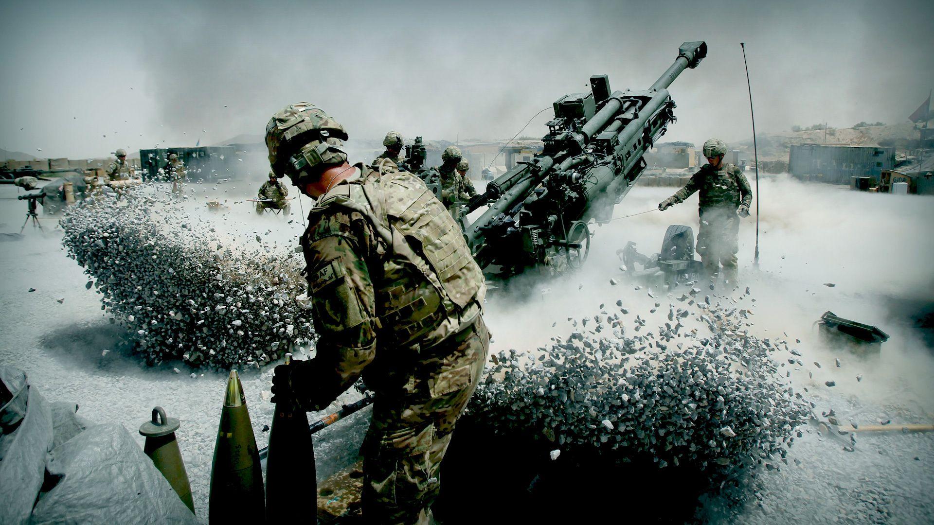 artillery weapons military wallpaper | hd wallpaper | pinterest