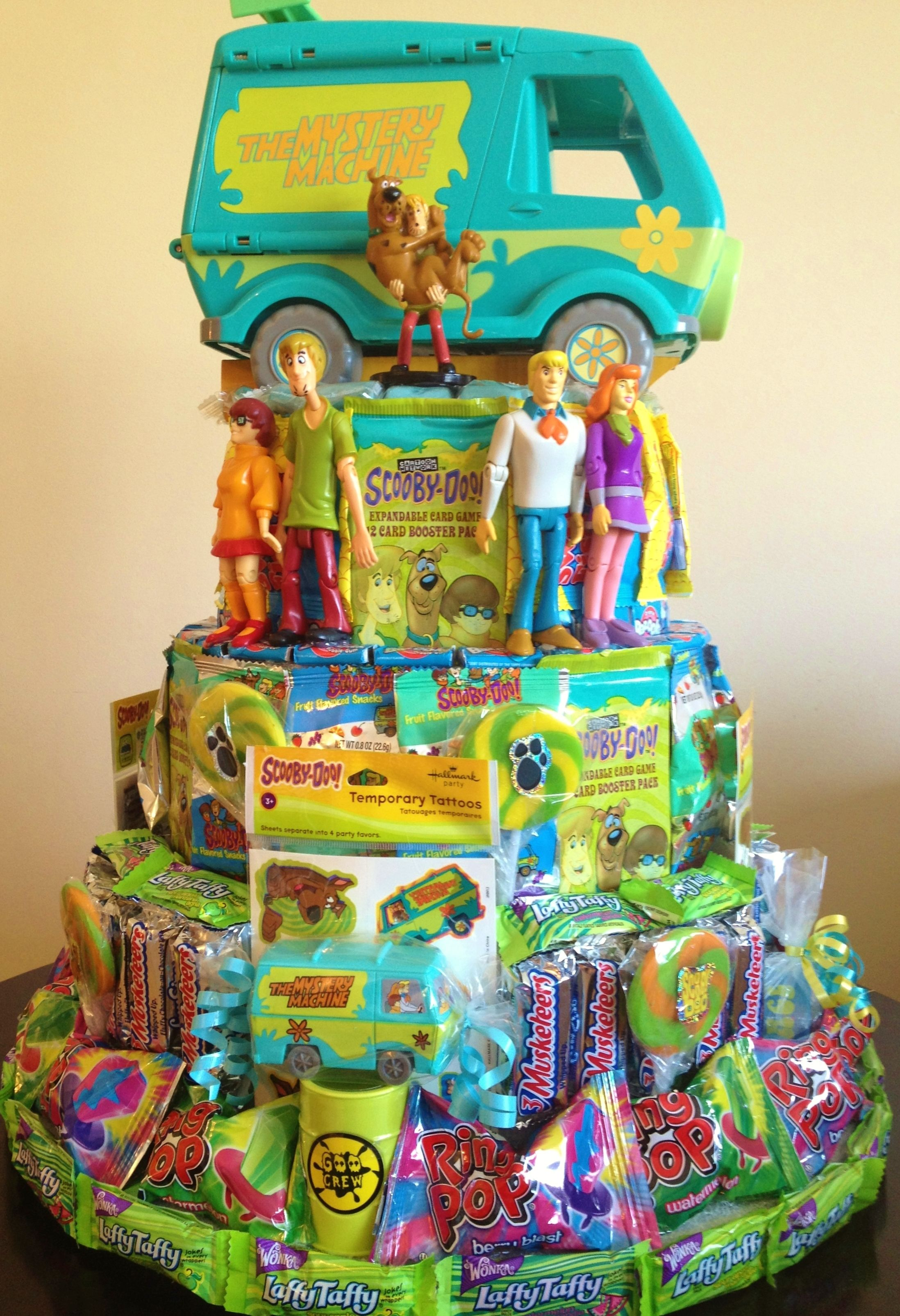Scooby Doo Party Scooby Doo Party Favors Candy