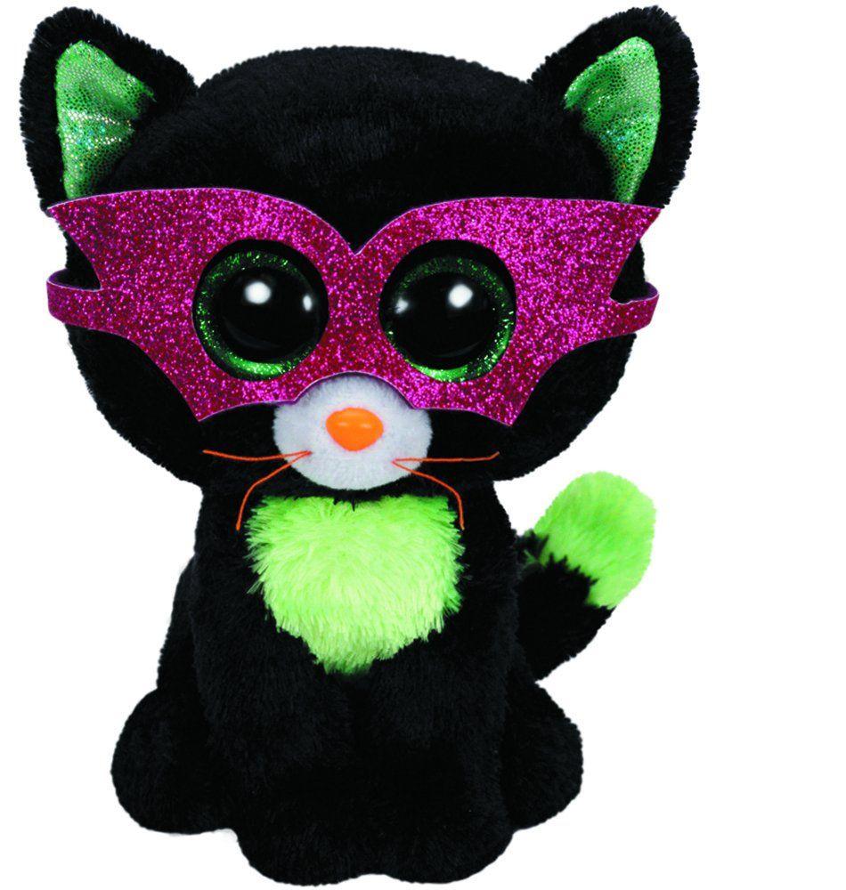 Ty Beanie Boos Jinxy Black Cat Toys & Games