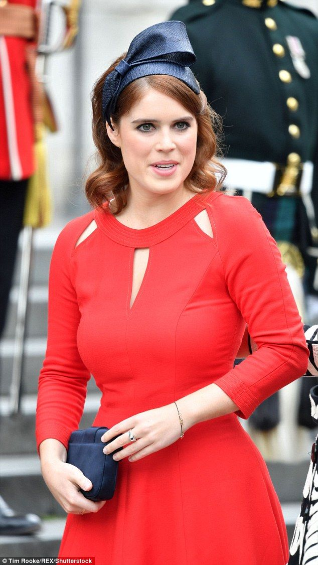 Princess Eugenie and Lady Amelia Windsor stun at Queen's